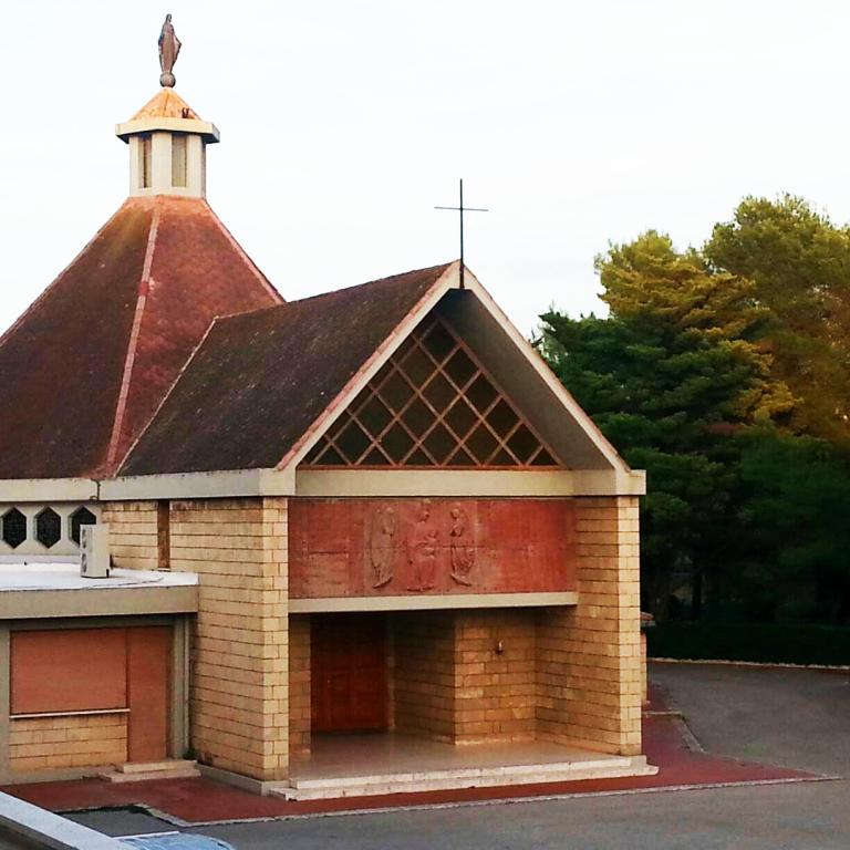 I confratelli in ritiro spirituale nel Seminario Arcivescovile di Poggio Galeso