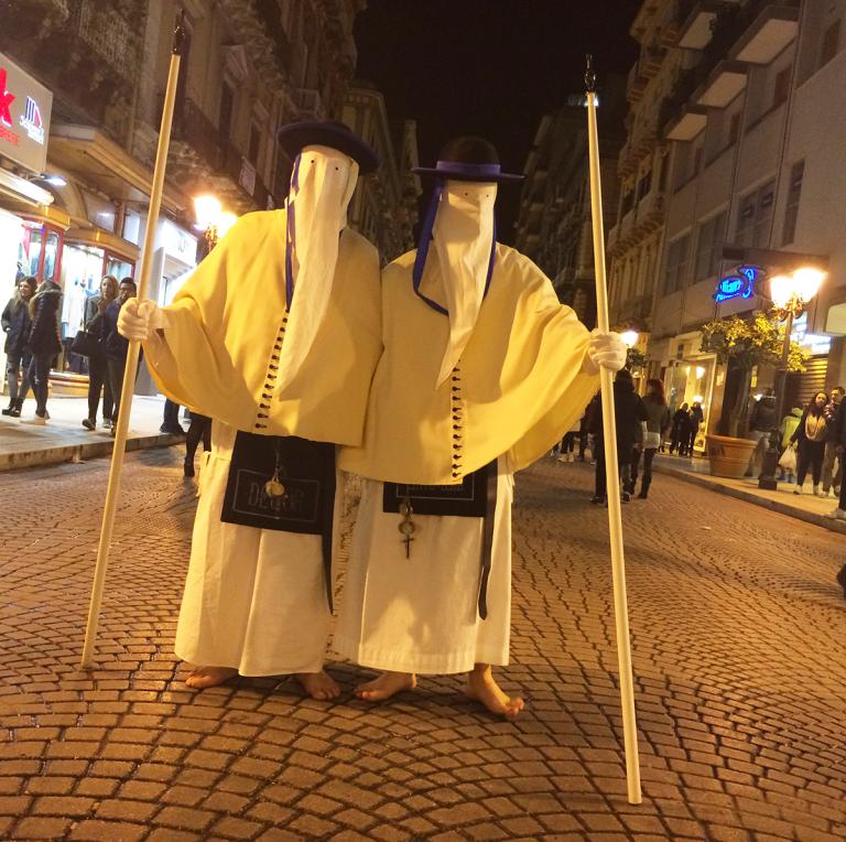 Riti e Covid a Taranto: novità, per la prima volta Perdoni non scalzi