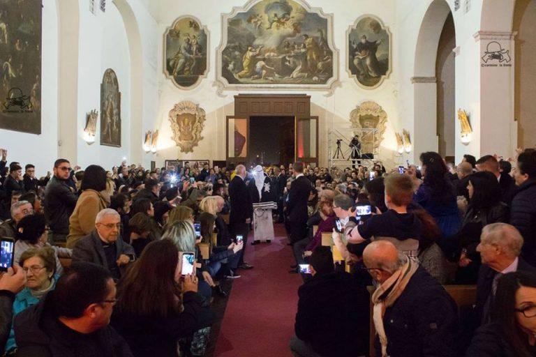 """Grande successo per """"Il Concerto di Passione"""" organizzato dalla venerabile Confraternita della SS Addolorata e San Domenico"""