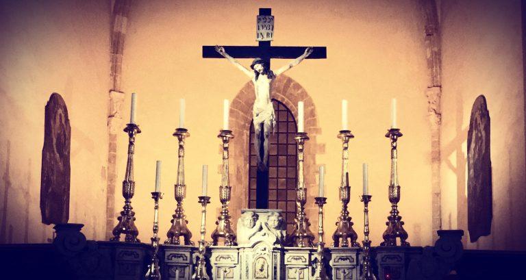 A Forore, la processione penitenziale sul Pendìo di San Domenico