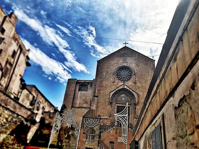 Si avvicina la Settimana Santa a Taranto: oggi i Sette Dolori di Maria in San Domenico