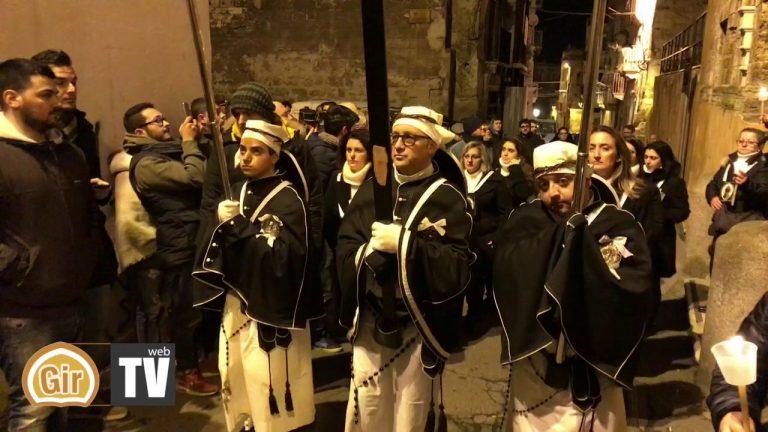 «A Forore», a Taranto, martedì 13 febbraio, la notte si tinge di nero