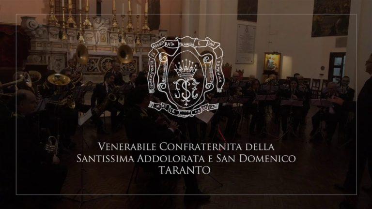 A Maria Santissima Addolorata. Michele Ventrelli