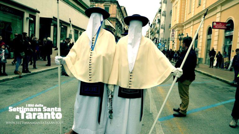 Nazzica… E' Venerdì Santo. Le Poste del Carmine incontrano l'Addolorata