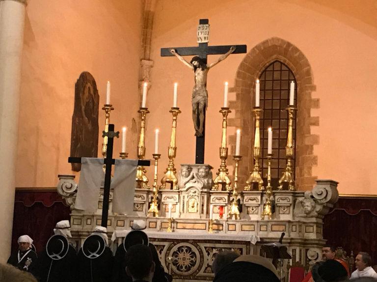 Seconda Domenica di Quaresima a San Domenico: la Via Crucis nel cuore della Città Vecchia