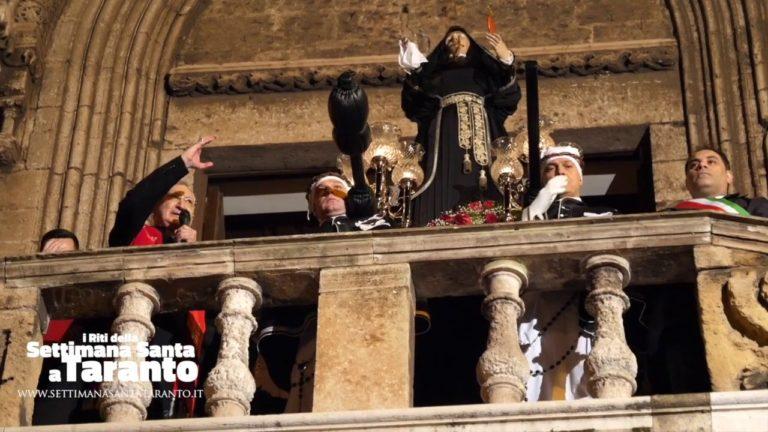 A Gravame. Settimana Santa 2019. Taranto. Marcia completa, dal vivo