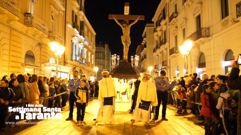 Il Crocifisso. Settimana Santa 2019 a Taranto